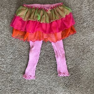 Other - 18 MONTHS PANTS AND TULLE SKIRT •